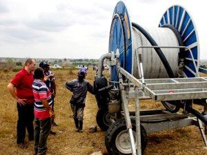 Projekt Moderní technologie pro zařízení chovu ryb a prasat v Angole