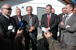 ČRA zahájila činnost jedné z prvních čistíren odpadních vod v Kosovu