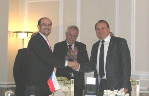 Během návštěvy prezidenta Zemana v Moldavsku bude slavnostně zahájen nový projekt rozvojové spolupráce