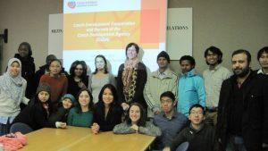 Jaká je role ČRA na poli mezinárodní rozvojové spolupráce?