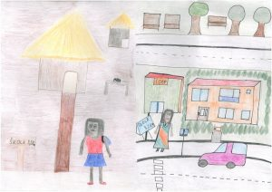 Kateřina Jirkovská - Lepší škola a podmínky v Africe