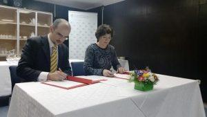 Ředitel ČRA podepsal Memorandum o porozumění k programu zahraniční rozvojové spolupráce ČR v Ukrajině