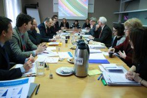 Začalo historicky první peer review DAC OECD v České republice