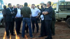 Ministr zemědělství Jurečka navštívil partnerskou zemi ZRS ČR Zambii