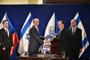 ČRA a izraelská agentura MASHAV uzavřely deklaraci o společném záměru v oblasti mezinárodní rozvojové spolupráce