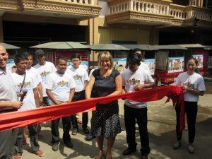 Zdraví dětí a matek v Kambodži hlavním tématem originální české kampaně