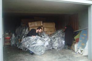 Podpora dostupnosti zdravotní péče s důrazem na situaci vnitřních uprchlíků a zdravotně postižených