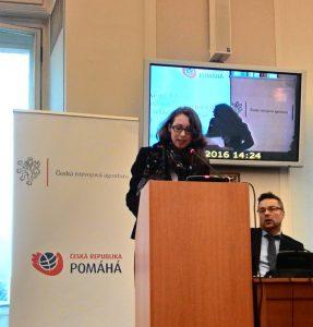 Barbora Latečká, manažerka programu B2B