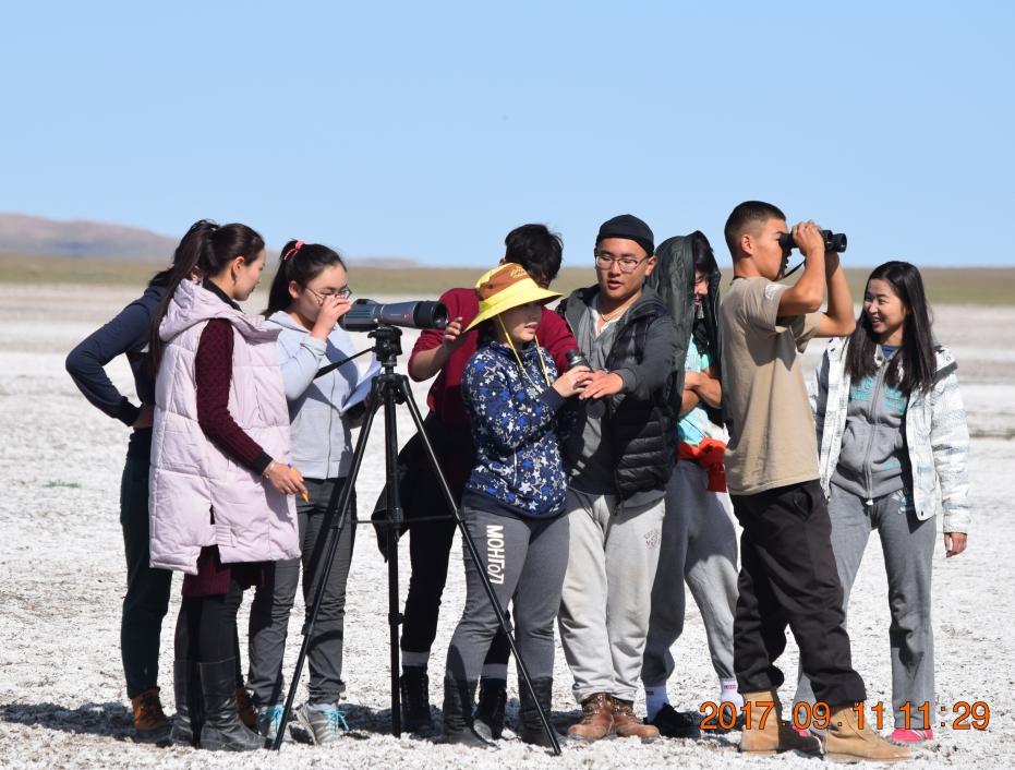 Projekt Spolupráce českých a mongolských univerzit na porozumění interakcím mezi hospodářskými a volně žijícími zvířaty