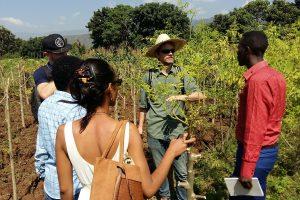 "Projekt Zavedení holistického managementu krajiny a ""Climate Smart Agriculture"" v povodí řeky Baso v Arba Minch Zuria Woreda, SNNPR, Etiopie"