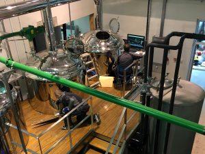 Podnikatelský plán pivovaru v Srbsku o kapacitě 3 000 hl ročně