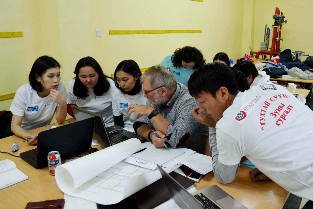Projekt Zvyšování kvality a relevance vzdělávání na Mongolian University of Science and Technology