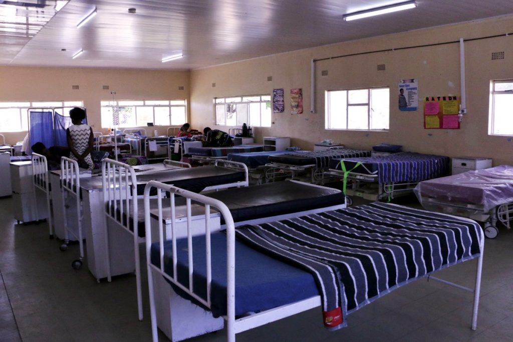 Lewanika General Hospital v Mongu
